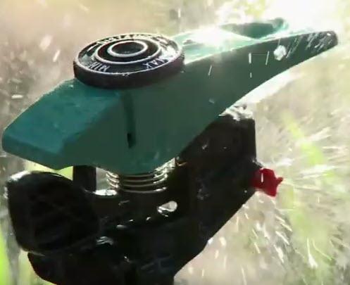 rainbird rotor head